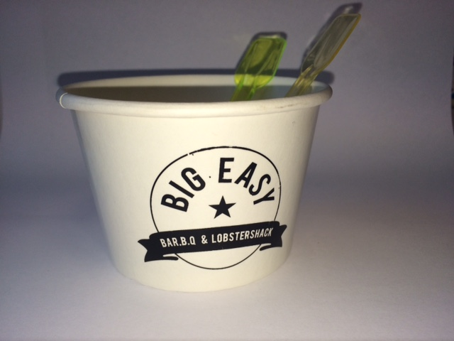 Printed Ice Cream Tubs